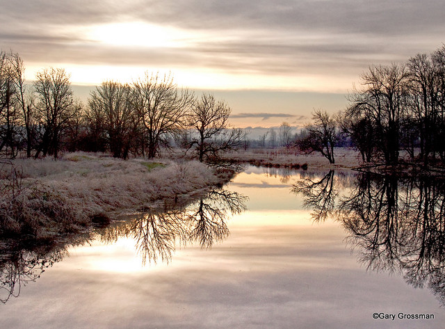 Northwest Winter Waterway