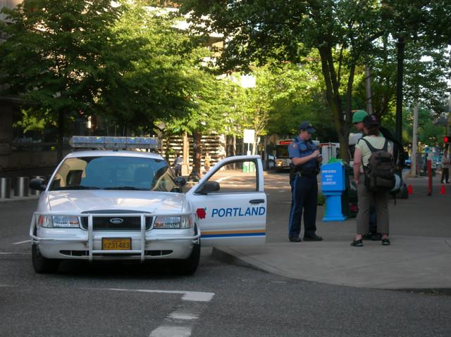 Portland, Oregon (AJM NWPD)