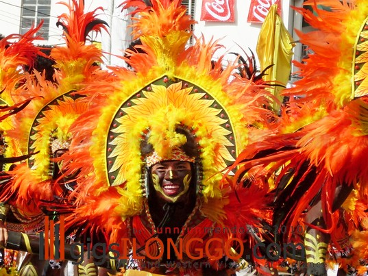 Dinagyang 2012 Street Dance Competitions