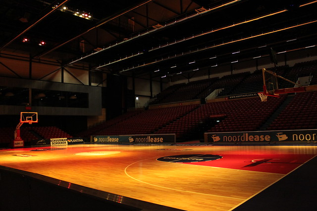 Basketball Arena   Flickr - Photo Sharing!
