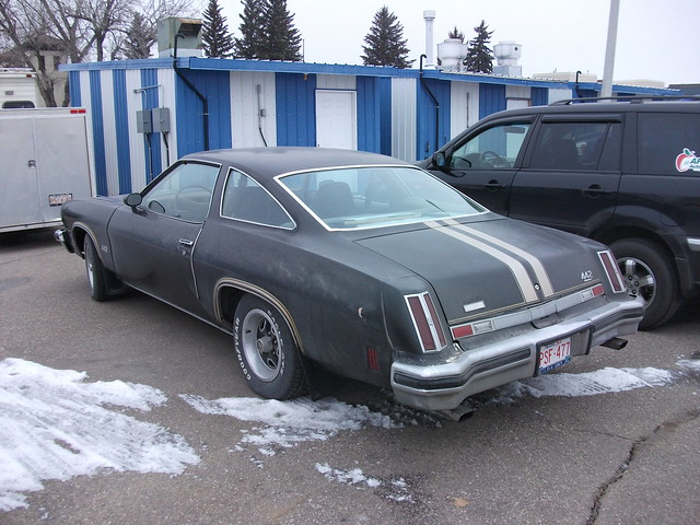 75 olds 442