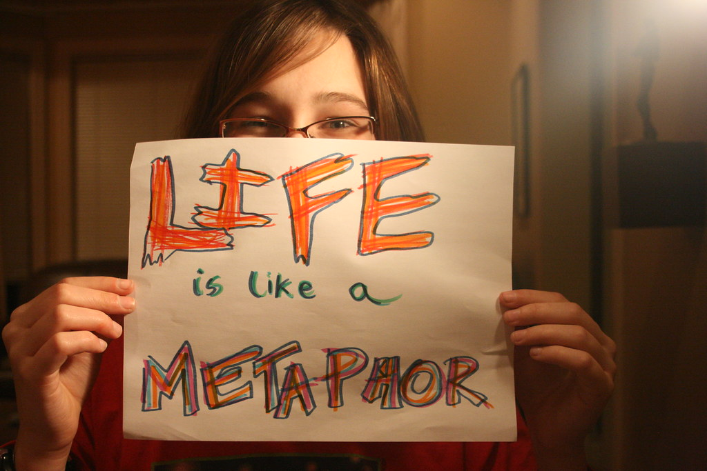 Life Is Like A Metaphor