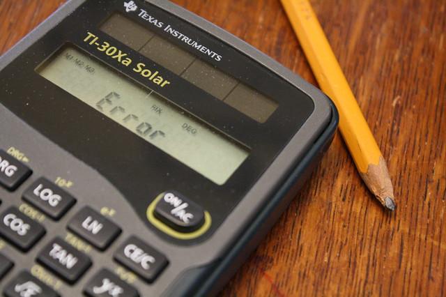 050/365 - never been good at math