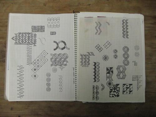 sketch book 2007-2009