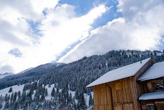 Steg cabin