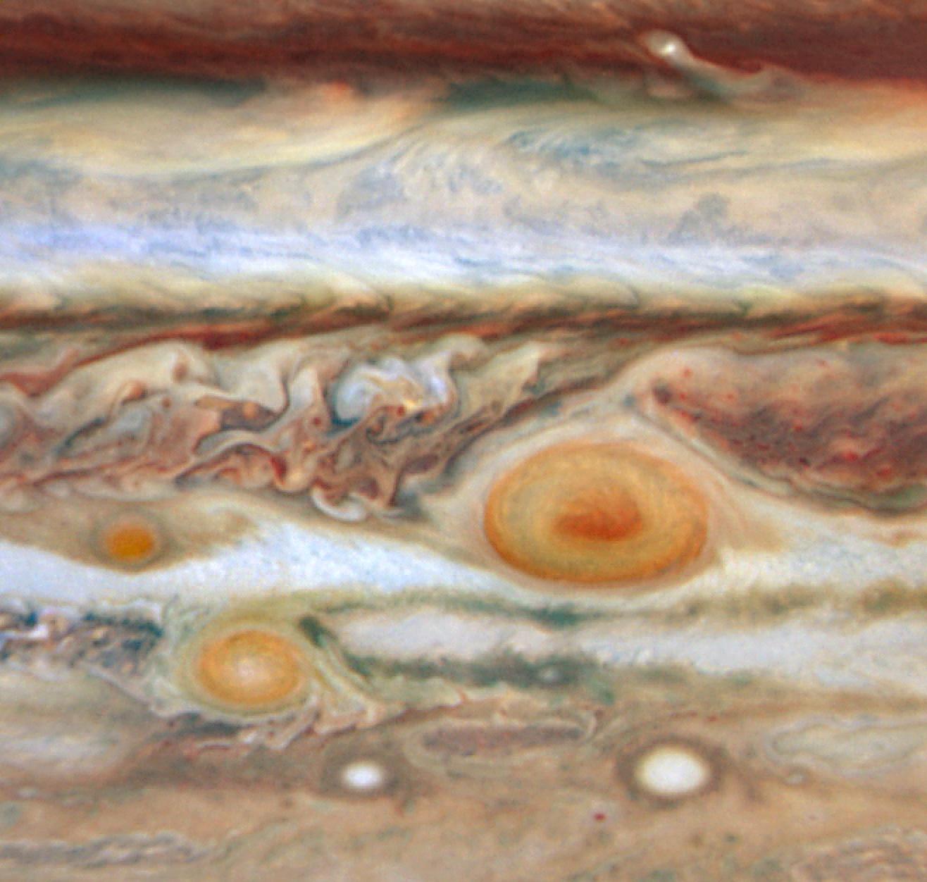 Jupiter's Red Spot