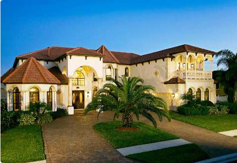 Mansion vacation home rentals orlando florida flickr for Vacation mansions