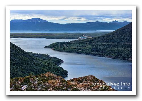 Lagos Escondido y Fagnano, Tierra del Fuego, Argentina