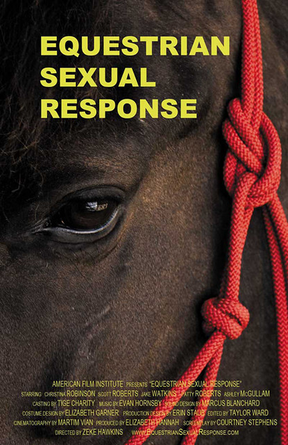 Equestrian Sexual Response poster