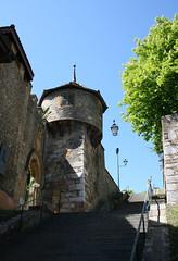 2009.05 SUISSE - NEUCHATEL - le château