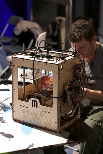 Makerbot CNC Machine