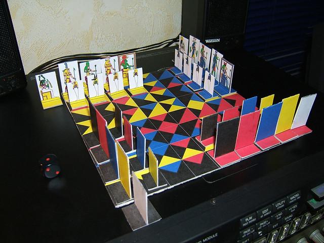 Enochian Chess