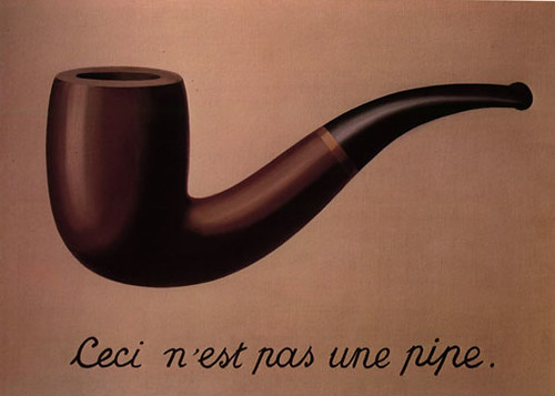 Magritte-pipe