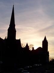 Cumberland at Sunset (1)