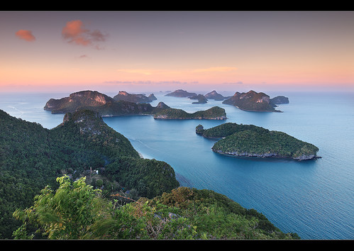 Islands of Ang Thong