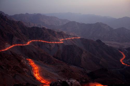 mountain canon saudi makkah ksa hejaz taif