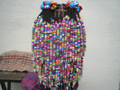 Ghetto Hair Styles: Are Beads Tacky And Is Drinking Kool-aid Ghetto?
