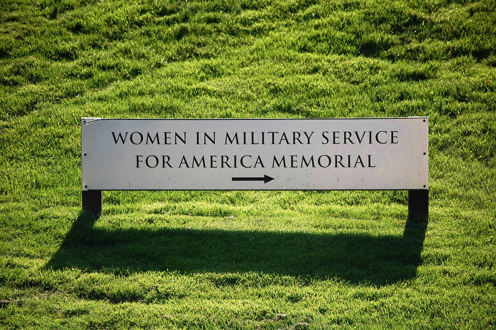 Women in Military Service for America Memorial