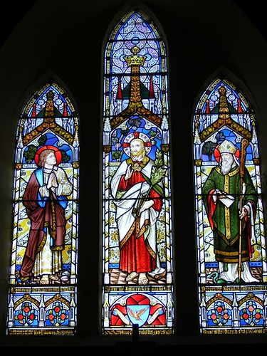 Patrick Church Sanctuary window