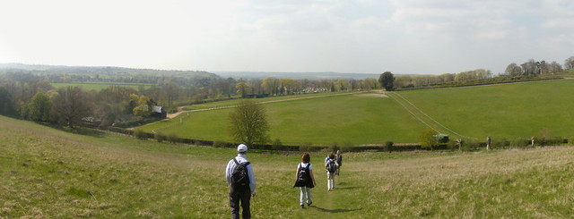 View from Hedsor Church