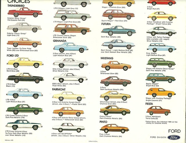 1980 ford usa model range flickr photo sharing