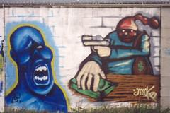 El segundo graffiti