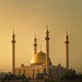 Abuja National Mosque by Irene Becker