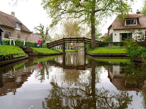 Dorpsgracht Giethoorn