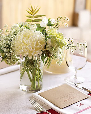 Small Centerpiece_multiple small vases | Flickr - Photo ...