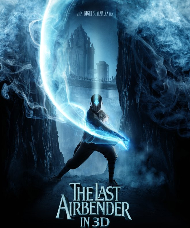 The Last Airbender - 3D