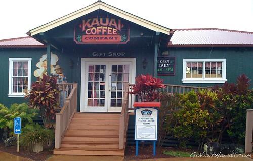 Kauai Coffee Company Visitors Center