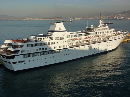 (Voyages A)Aegean Odyssey by Cruisereiziger.nl