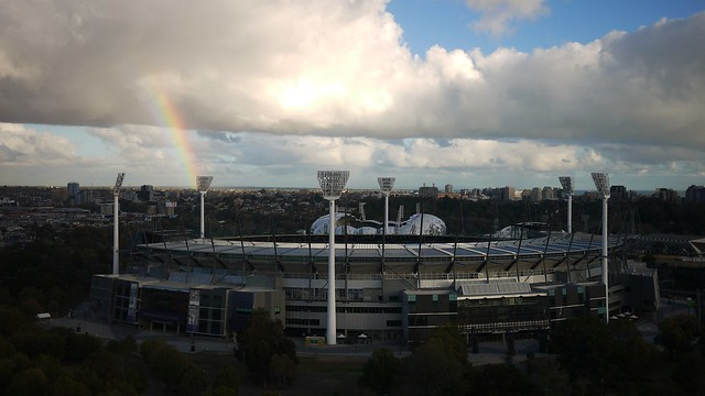 God like the MCG