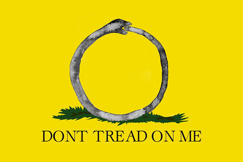 New Tea Party Symbol