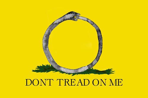New Tea Party Symbol