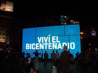 Viví el Bicentenario