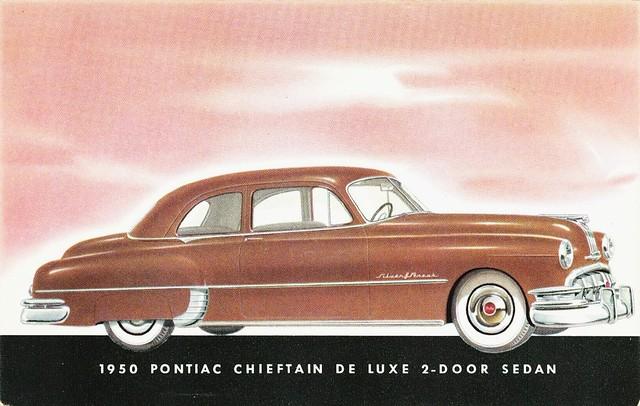 1950 pontiac chieftain de luxe 2 door sedan explore for 1950 pontiac 2 door