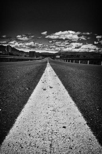 carretera sin fin