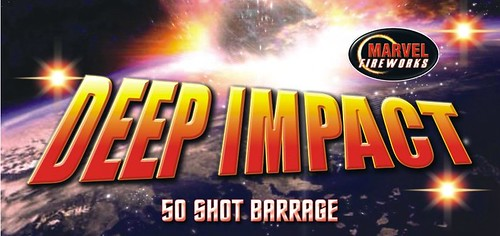 Deep Impact by Marvel Fireworks