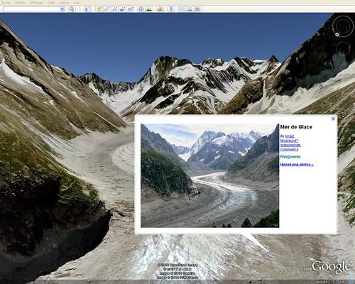 France: Chamonix Mer de Glace