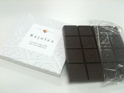 Enric Rovira's Rajoles Chocolate Negro 55%