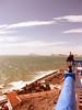 Vista desde La Casa del Capitan Restaurante Puerto Peñasco, Sonora