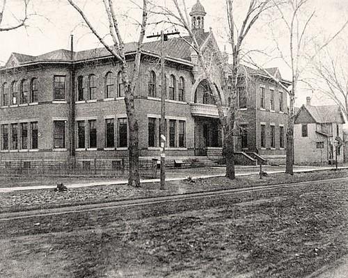 First Wichita High School - Expanded; Wichita, KS