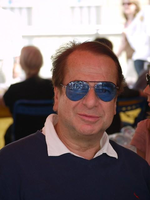 Paul-Loup Sulitzer - Comédie du Livre 2010 - P1390687