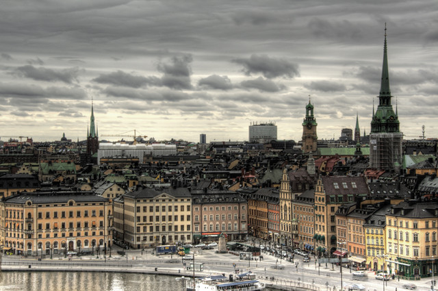 gamla massage stockholm södermalm