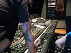 Gravity Slaves @ studio Contrepoint