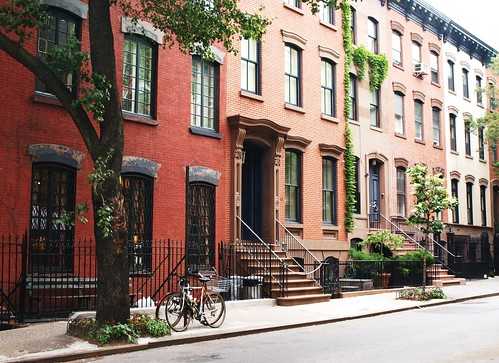 brownstones in SOHO | by KWDesigns