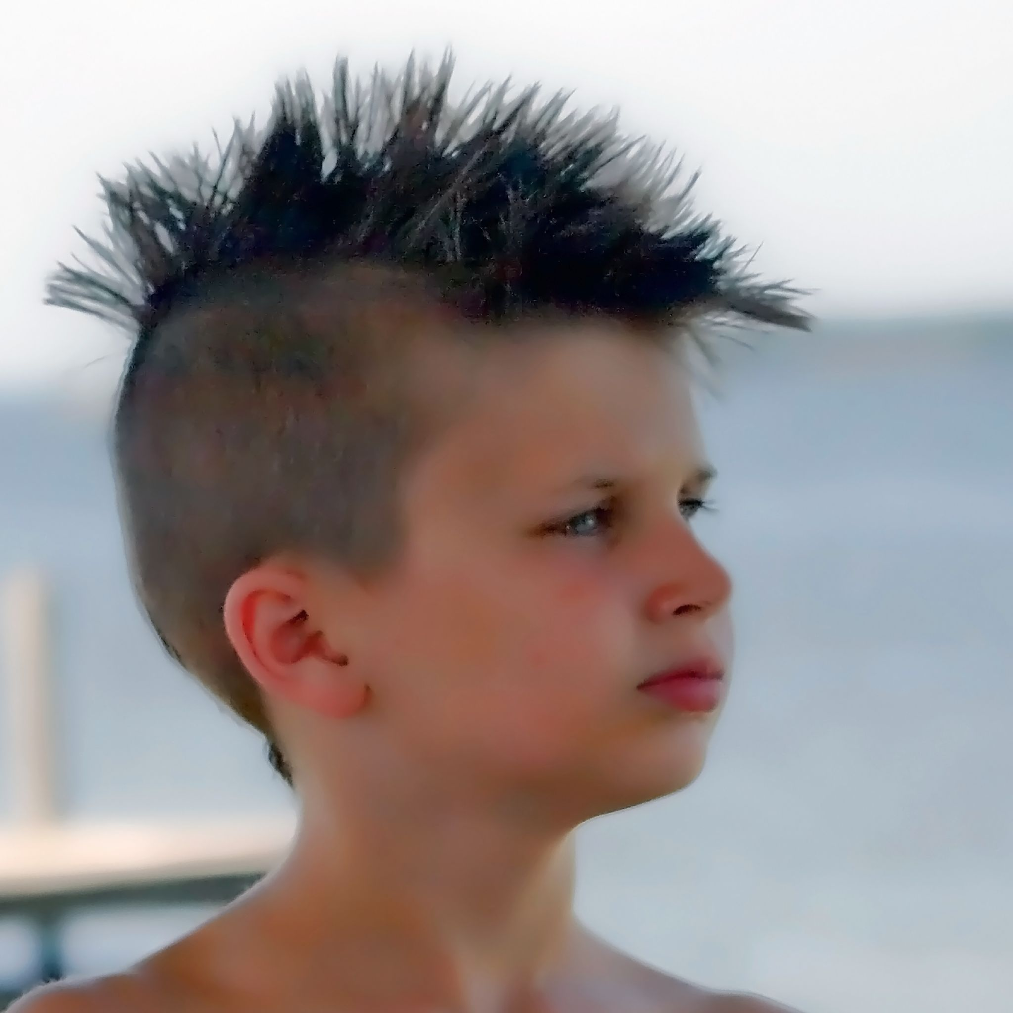 lastest hair styles for boys