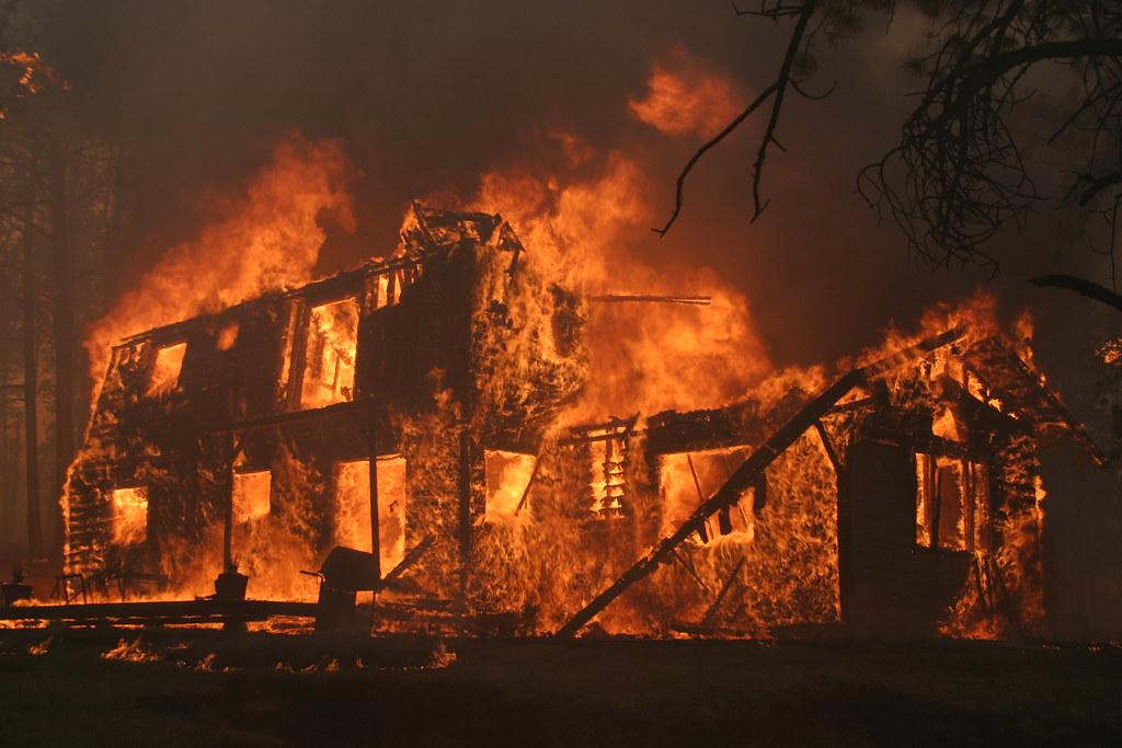 Eastridge Fire