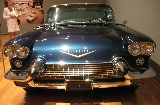 1957 Cadillac front_3254c | Flickr - Photo Sharing!